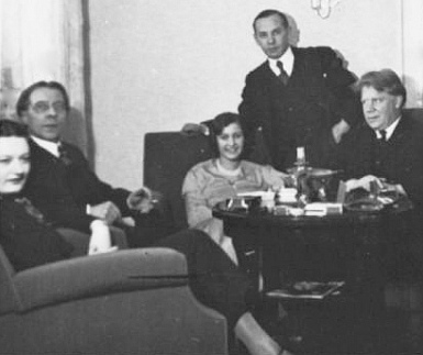 Alfred Cortot, Agi Jambor, Edwin Fischer